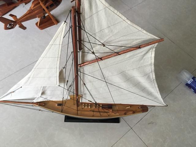 手作り木製模型 ヨット PENDUCK SHI-020 *模型*