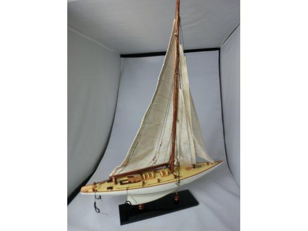 手作り模型 船舶 シャムロック 小 50cm SHI-010 *模型*