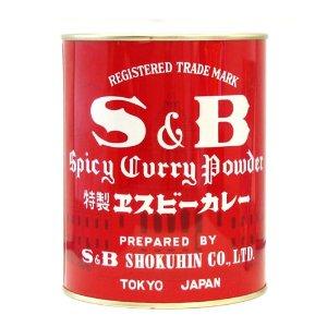 S&B 特製エスビーカレー 缶400g×12個 [その他]
