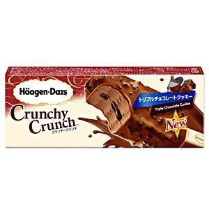ハーゲンダッツ クランチークランチ トリプルチョコレートクッキー 80ml ×40個