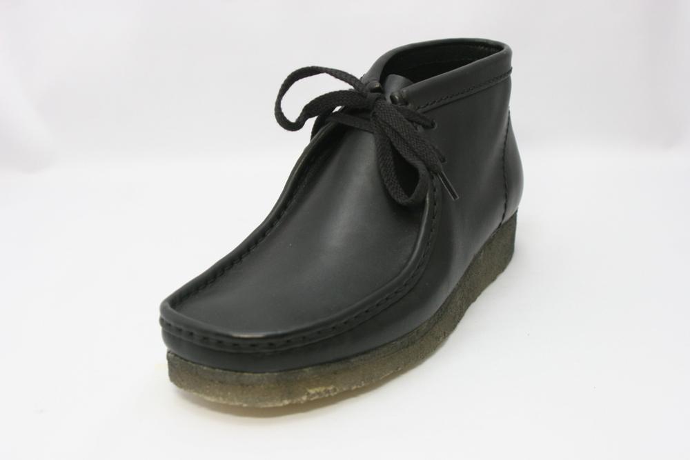 Clarks[クラークス] 980E(455E) Wallabee Boot ワラビーブーツ/ブラック
