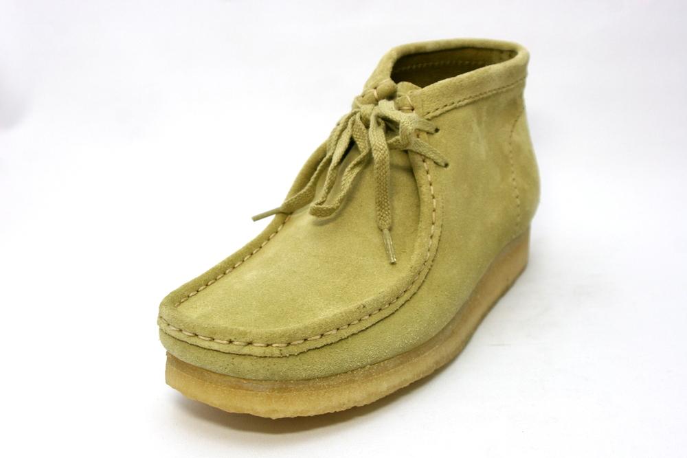 Clarks[クラークス]980E(455E) Wallabee Boot ワラビーブーツ/メープルスエード
