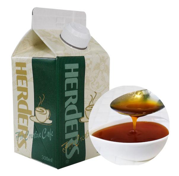 ハーダース カフェ用フレーバーソース 種子島安納芋【業務用 300ml×12本入】本州は送料無料でこの価格!