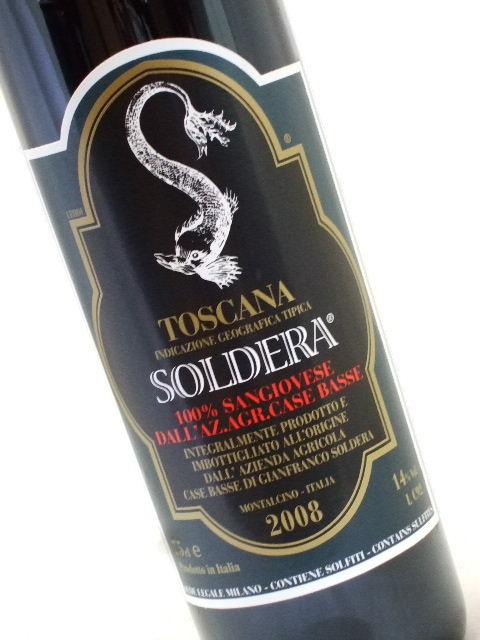 """トスカーナ""""ソルデーラ""""[2008]/カーゼ・バッセ"""
