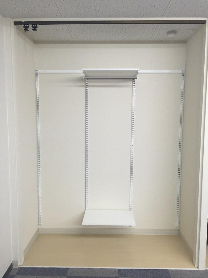収納セットプラン(1)クローゼット用 W600×D400×H1753 ES-raku 収納 DIY 簡単 整理