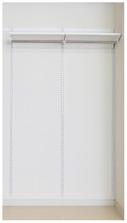 3列1800標準プラン W1800×D400×H1753 ES-raku 収納 DIY 簡単 整理