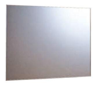 点検ミラー 軽量ステンレス製平面ミラー(大型)壁面取付タイプ TM-A 信栄物産