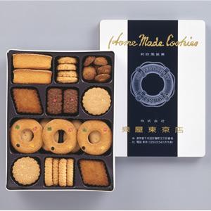 味みやげ  エントリーでP5倍 東京 泉屋東京店 スペシャルクッキーズ 9種(A-210)