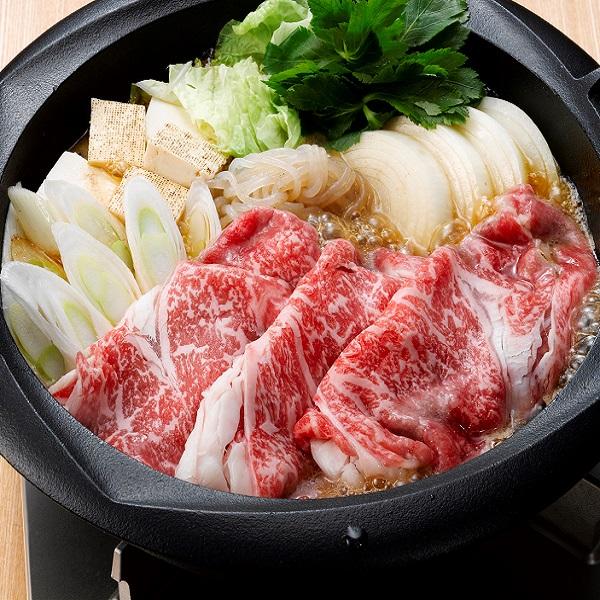 年末 年始 限定 パーティー 神戸 のじぎく家 神戸牛すきやき用 産地直送商品