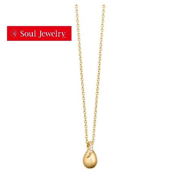 遺骨ペンダント Soul Jewelry ソウルジュエリー ウフ・ミニョン K18イエローゴールド