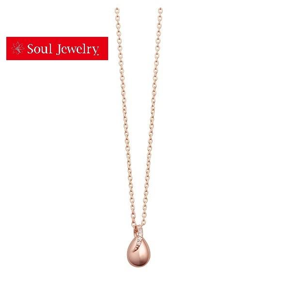遺骨ペンダント Soul Jewelry ソウルジュエリー ウフ・ミニョン K18ローズゴールド