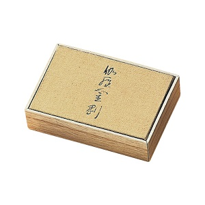 お線香 贈答用 進物用線香 日本香堂 伽羅金剛 スティック150本入