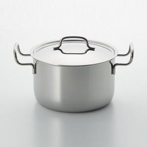 〈ジオ・プロダクト〉ポトフ鍋22cm
