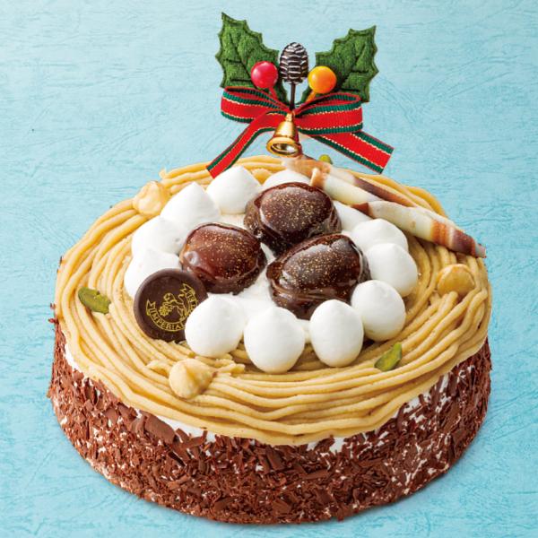 誕生日/お祝い 帝国ホテルクリスマスマロン 春の新作
