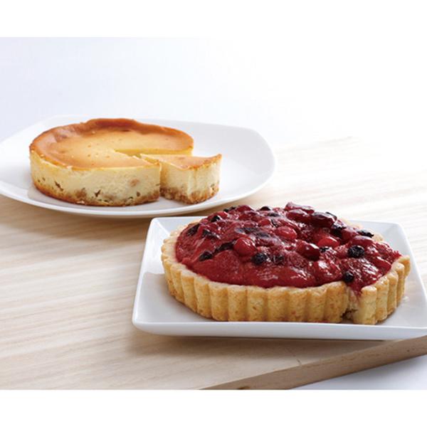 乳蔵ベイクドチーズケーキとタルトセット 超目玉 予約販売品