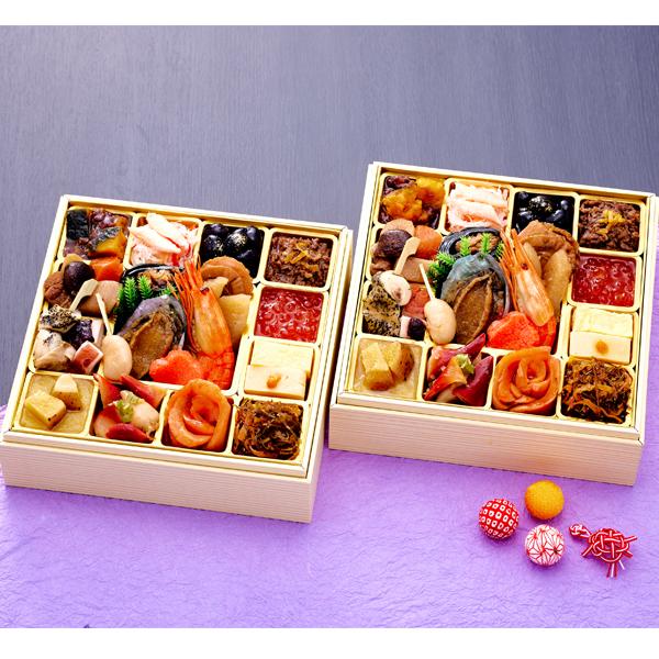 シェフズクラブ北海道 メーカー在庫限り品 監修 北海道旬菜和風おせち個食 2折 開店記念セール