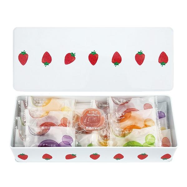 彩果の宝石 IG10 百貨店 いちご缶 40%OFFの激安セール