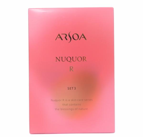 【送料無料】アルソア ARSOA ヌクォルR セット3