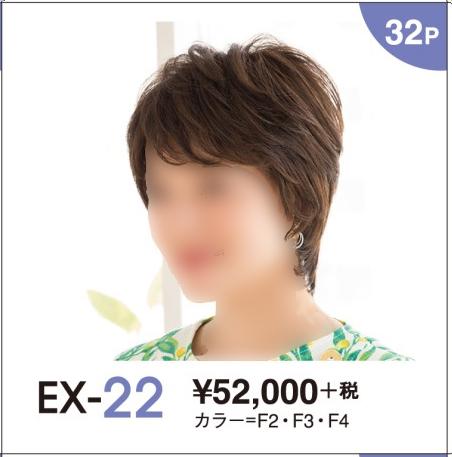 【送料無料】 レオンカ ウイッグ エクセラ EX-22