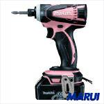 【TD146DRFXP】【送料無料】マキタ 充電式イインパクトドライバ ピンク TD146DRFXP【DIY】【工具のMARUI】