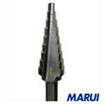 【LB642】エビ ステージドリル 15段 軸径10mm LB642 【DIY】【工具のMARUI】