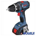 【GSR18VLIN】ボッシュ バッテリードライバードリル GSR18VLIN 【DIY】【工具のMARUI】
