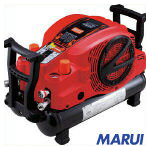 【AKHH1250E】MAX 45気圧エアコンプレッサ(高圧用エアチャック4個装備) AKHH1250E 【DIY】【工具のMARUI】