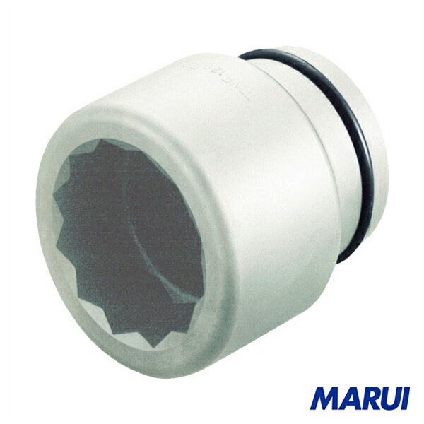TONE インパクト用ソケット(12角) 80mm 1個 12AD-80 【DIY】【工具のMARUI】