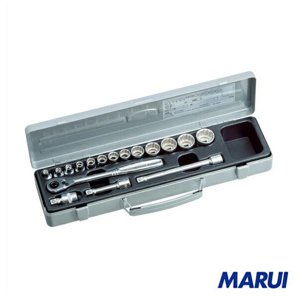 TONE ソケットレンチセット 1S 1570M 【DIY】【工具のMARUI】