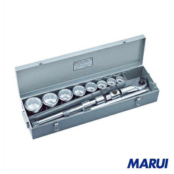 TONE ソケットレンチセット 1S 240M 【DIY】【工具のMARUI】