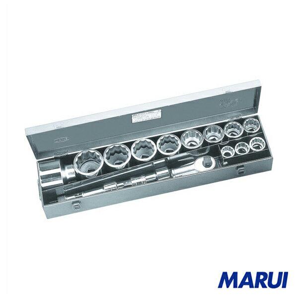 TONE ソケットレンチセット 1S 250M 【DIY】【工具のMARUI】