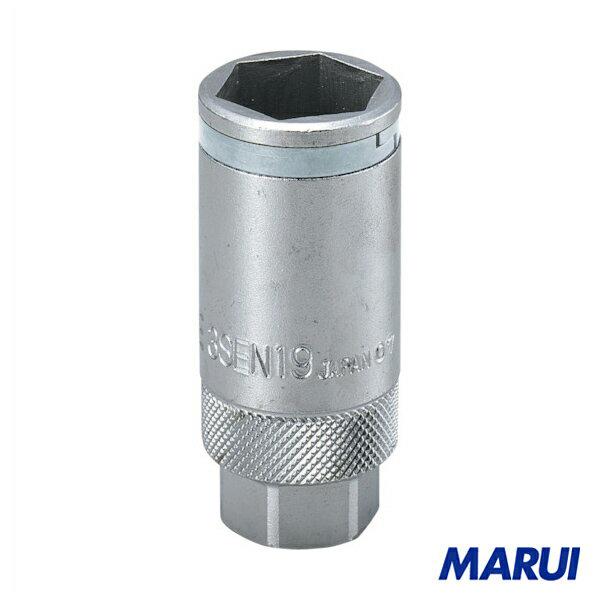 誕生日/お祝い 電子制御エンジンの各種センサー着脱専用ソケットです。 TONE センサーソケット 6角 完全送料無料 22mm 3SEN-22 DIY 工具のMARUI 1個