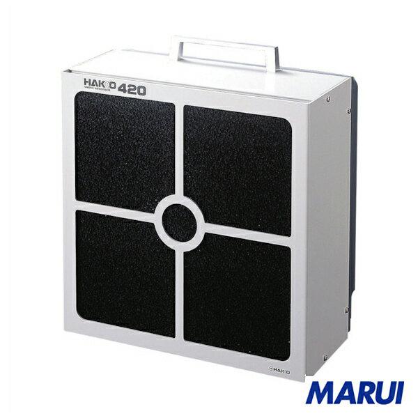 白光 ハッコー420 100V 平型プラグ 1個 420-1 【DIY】【工具のMARUI】