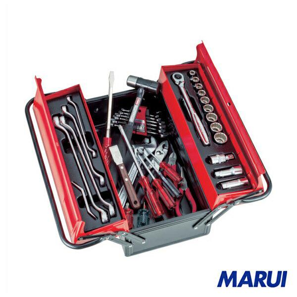 TONE ツールセット(オートメカニック用) 1S 700A 【DIY】【工具のMARUI】