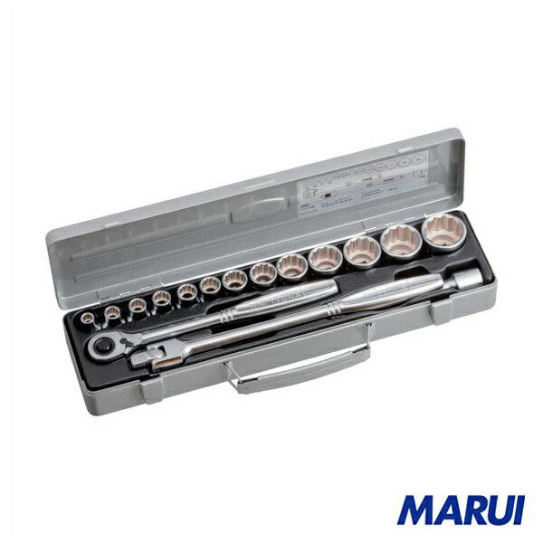 TONE ソケットレンチセット 1S 770M 【DIY】【工具のMARUI】