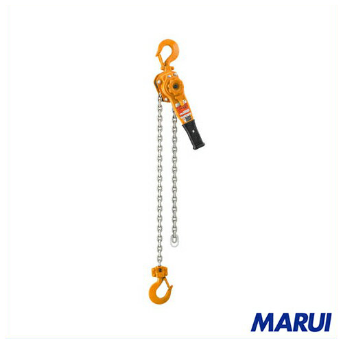 KITO キトー レバーブロック L5形 1.6tx1.5m LB016限定【DIY】【工具のMARUI】