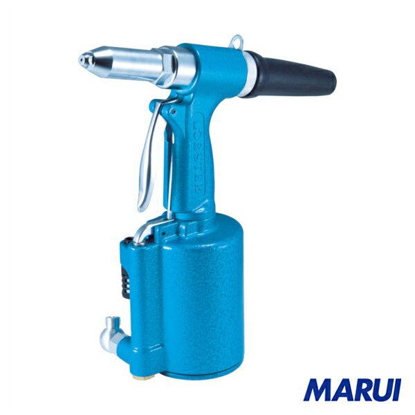 エビ エアーリベッター AR011MX 1台 【DIY】【工具のMARUI】