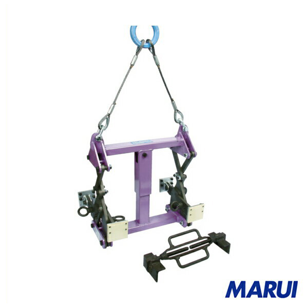 スーパー U字溝吊クランプオート内張型(パッド式) 1台 BUC1000A 【DIY】【工具のMARUI】