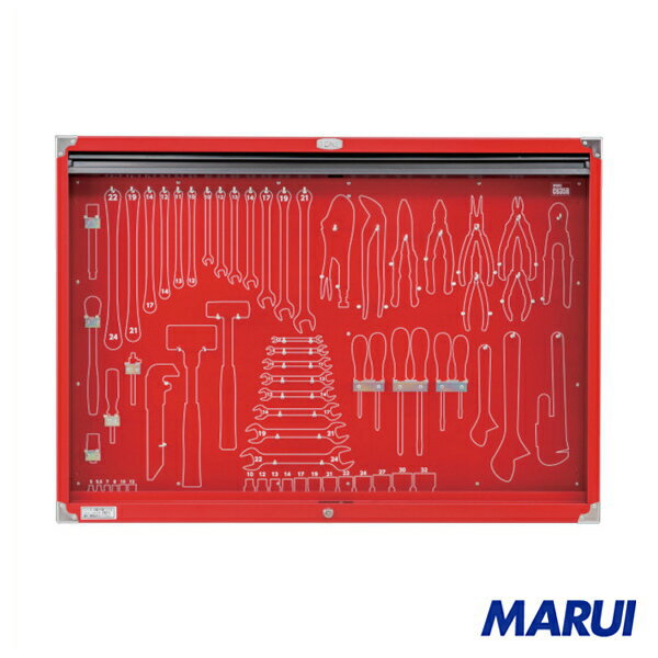 TONE シャッター付きサービスボード 1個 【DIY】【工具のMARUI】