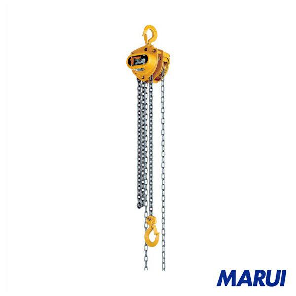キトー マイティ チェーンブロック M3形 2tx3m 1台 【DIY】【工具のMARUI】