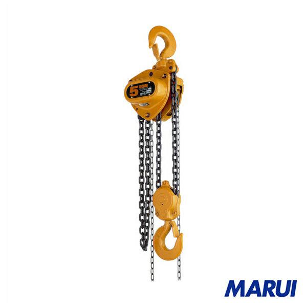 キトー マイティ チェーンブロック M3形 5tx3m 1台 CB050 【DIY】【工具のMARUI】
