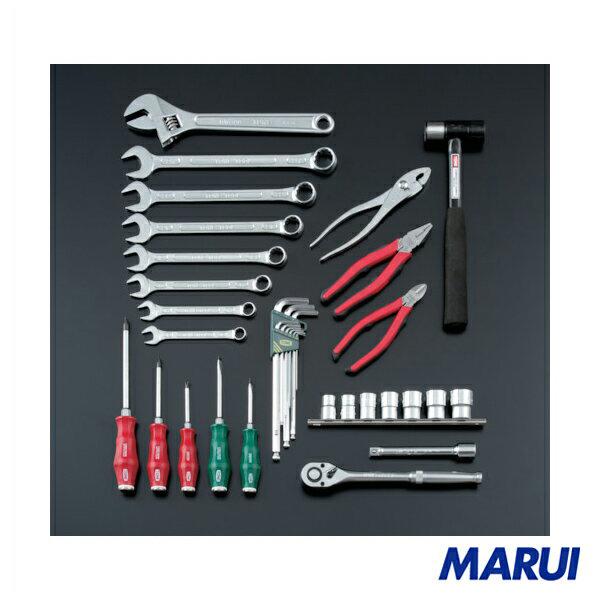 春夏新作モデル 【DIY】【工具のMARUI】:MARUI TONE シャッター付サービスボード 工具一式のみ 1S CS410C-DIY・工具