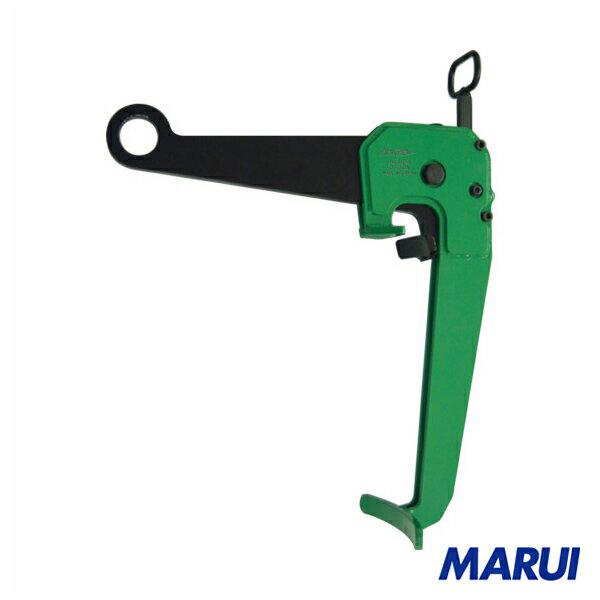 スーパー ドラムリフトクランプ(垂直吊)クサビ方式ロック付 1台 DLC0.5V 【DIY】【工具のMARUI】