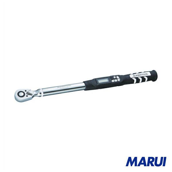 スーパー デジタルトルクレンチ ラチェットタイプ(ケーブル式) 1丁 DTRH4135 【DIY】【工具のMARUI】