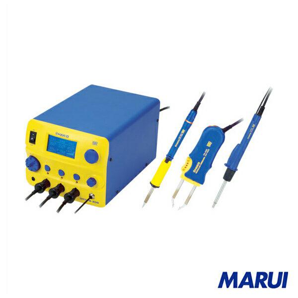 白光 ハッコーFM-206 100V 2極接地型プラグ 1S 【DIY】【工具のMARUI】