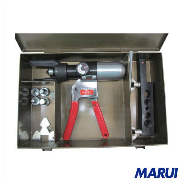 エビ 手動油圧式フレアスエジングツー 1S 【DIY】【工具のMARUI】