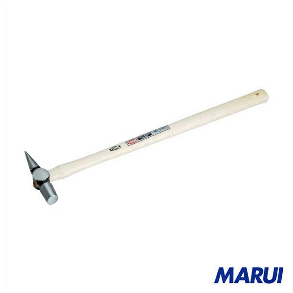 強靭で手触りの良い木製グリップを採用しています TONE 新着 点検ハンマー 1本 人気急上昇 DIY 工具のMARUI HT-05