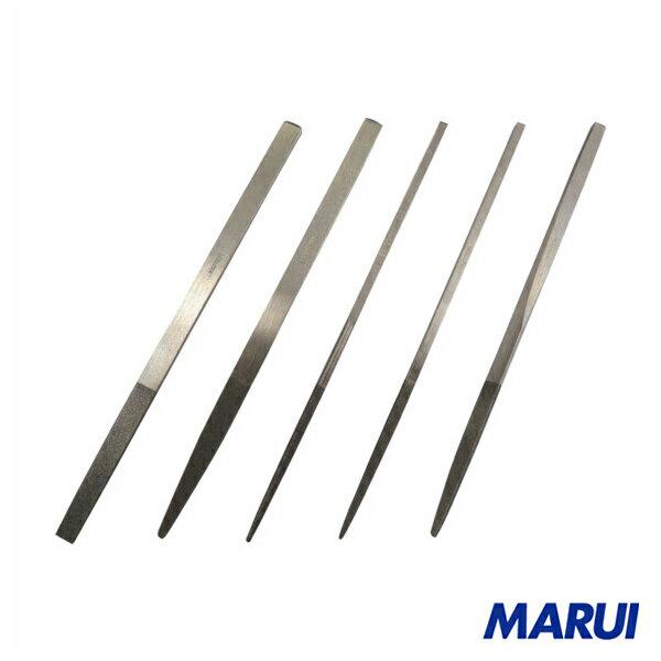 エビ 鉄工ダイヤヤスリ 5本組 セット 1S 【DIY】【工具のMARUI】