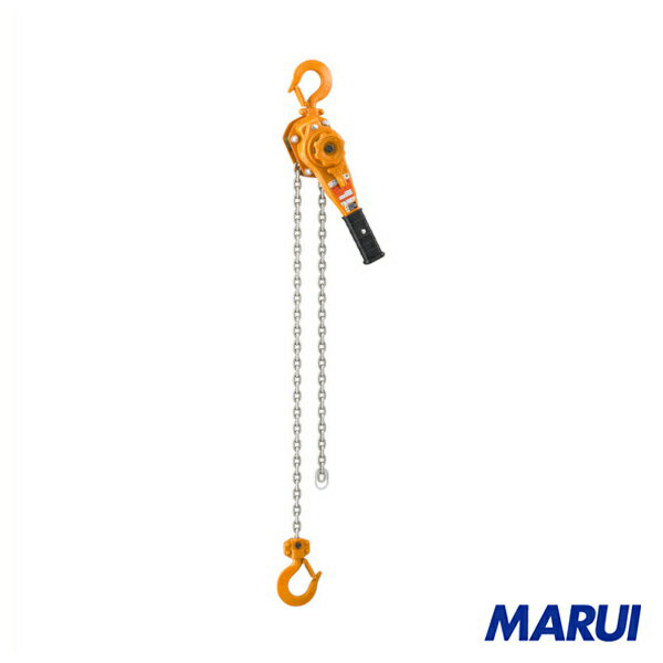 キトー レバーブロック L5形 1tx1.5m 1台 【DIY】【工具のMARUI】
