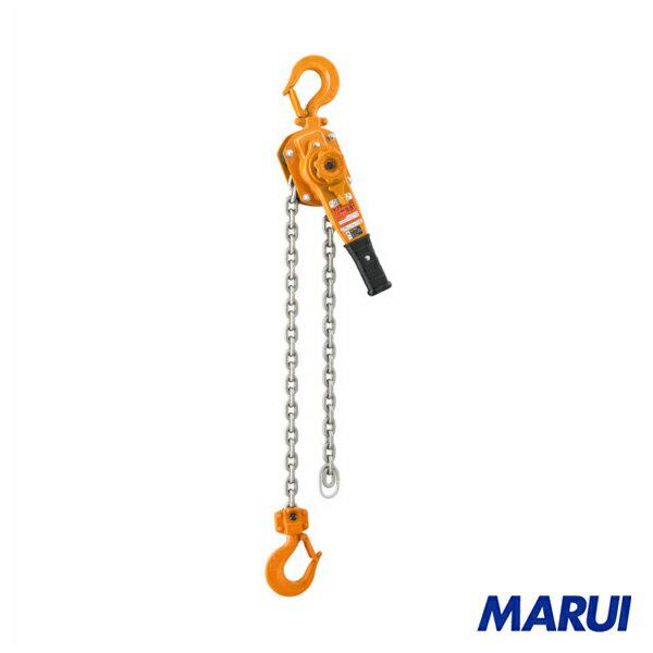 キトー レバーブロック L5形 2.5tx1.5m 1台 【DIY】【工具のMARUI】
